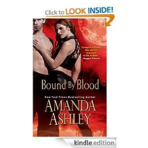 Bound By Nigh - Amanda Ashley