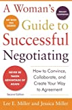 img - for A Woman's Guide to Successful Negotiating, Second Edition book / textbook / text book