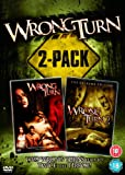 Wrong Turn/Wrong Turn 2 - Dead End [DVD]