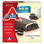 Atkins Advantage MEAL, Cookies n' Cre...