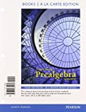 Prealgebra, Books a la Carte Edition Plus NEW MyMathLab with Pearson eText -- Access Card Package (4th Edition)