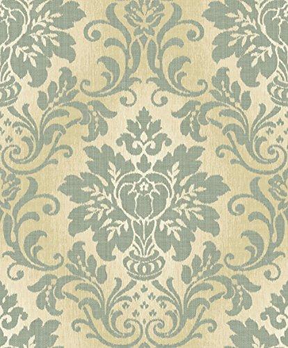 royal-house-papier-peint-en-vinyle-damasse-a10902-en-tissu-bleu-sarcelle