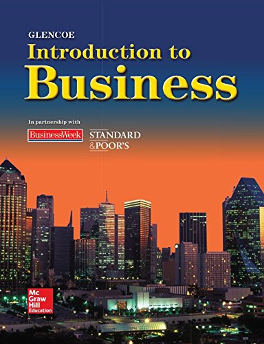 Introduction to Business, Student Edition