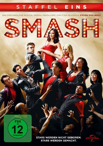 Smash - Staffel eins [4 DVDs]