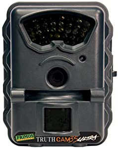 Primos Truth Cam ULTRA 35 Trail Camera with Early Detect Sensor (2013 Model) by Primos