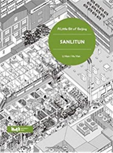 A Little Bit of Beijing Sanlitun [Han, Li - Yan, Hu] (Tapa Blanda)