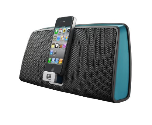Altec Lansing iMT630BLU Portable Dock for iPhone and iPod