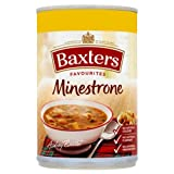 Baxters Favourites Minestrone 400g (Pack of 12 x 400g)