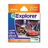 LeapFrog LeapPad Ultra eBook: Disney-Pixar Cars 2 Project Undercover