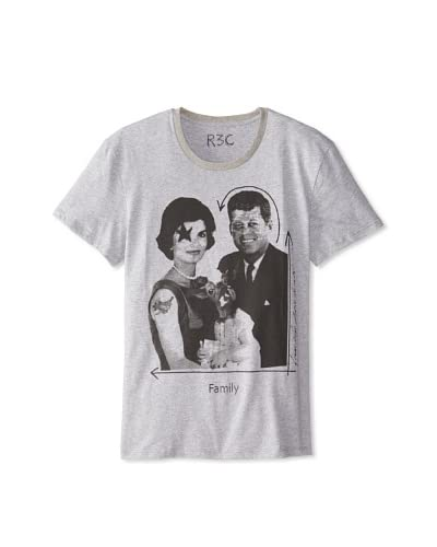 R3C by Reception (LAB) Men's Family Short Sleeve Graphic T-Shirt