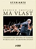 Smetana, Má vlast - styriarte: DVD and companion book, Nikolaus Harnoncourt