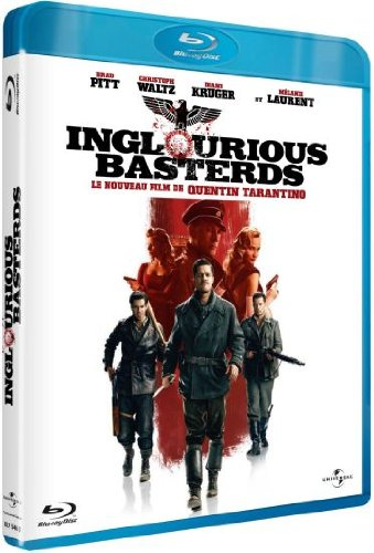 UNIVERSAL STUDIO CANAL VIDEO GIE Inglourious Basterds [Blu-Ray]