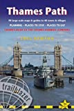 Thames Path: Trailblazer British Walking Guide: