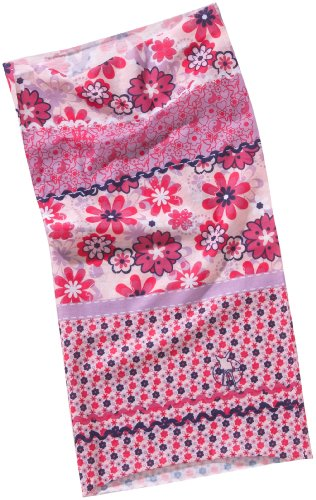 Lassig Twister Sweat Wicking Multi Use Scarf Hairband and Headband, Folklore