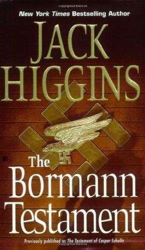 The Bormann Testament (Paul Chavasse #1)