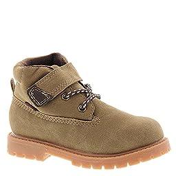 carter\'s Hammer2 Outdoor Boot (Toddler/Little Kid), Tan/Brown, 8 M US Toddler