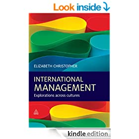 International Management: Explorations Across Cultures