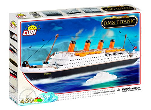 COBI RMS Titanic Building Block Kit (Titanic Model compare prices)