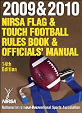 and NIRSA Flag and Touch Football Rules Book and Officials by NIRSA