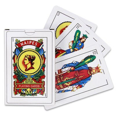 Naipes Spanish Playing Cards - 1