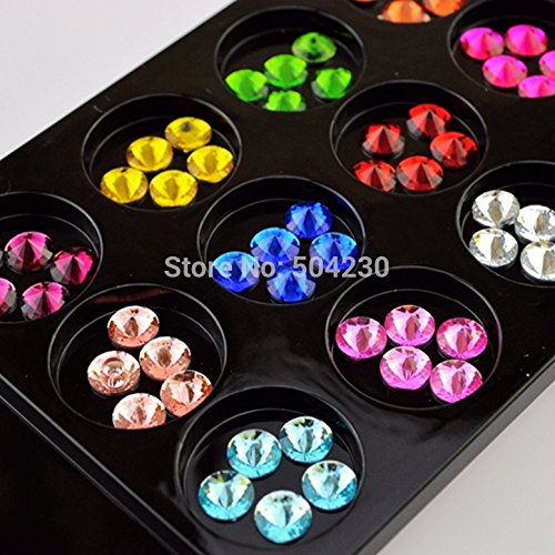 vyset-tm-60pcs-3d-acrilico-nail-art-strumenti-retro-piatto-per-nail-strass-cell-phone-accessori-deco