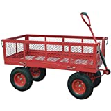 Jumbo Wagon Hauls Over a 1/2 Ton!