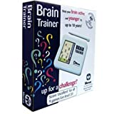 Mensa Brain Trainer Electronic Gameby TKC