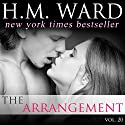 The Arrangement 20: The Ferro Family Audiobook by H.M. Ward Narrated by Kitty Bang