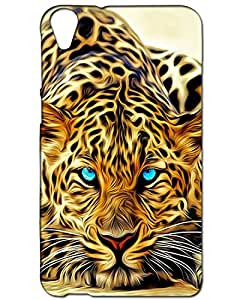 HTC Desire 820 Back Cover Designer Hard Case Printed Cover