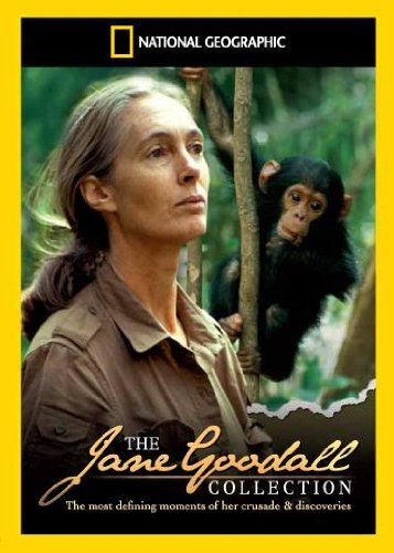 National Geographic: The Jane Goodall Collection [DVD]