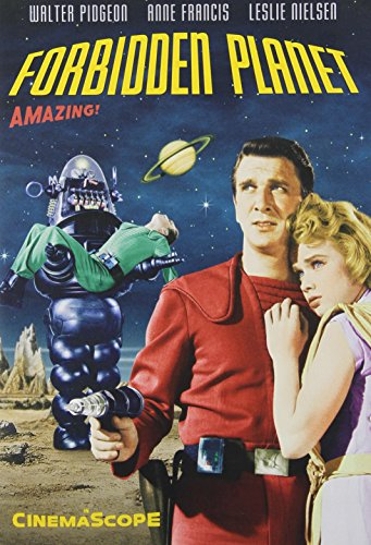 DVD : Forbidden Planet (Full Frame, , Dubbed, Eco Amaray Case)