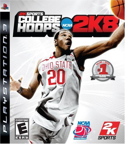 Games College Hoops 2K8  Playstation 3