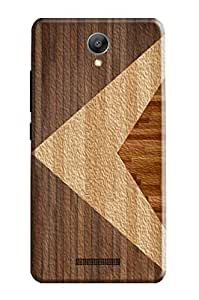 KanvasCases Printed Back Cover for Xiaomi Redmi Note 2