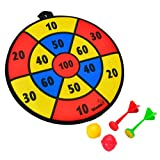 Simba World Of Toys - Dart Game, Multi Color (28cm Soft)