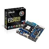 Asus F2A85-M PRO Motherboard (AMD A85X FCH, DDR3, S-ATA 600, M-ATX, 1 x eS-ATA, 4 x USB 3.0, Socket FM2)