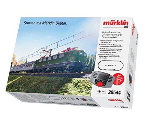 Mrklin-29544-Startset-BR-141-und-Silberlinge-DB-Fahrzeuge