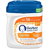 Gerber Good Start Infant Formula Gentle Non-GMO Infant Formula Powder, Stage 1, 32 Ounce