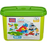 Mega Bloks Junior Builders Building Imagination Tub