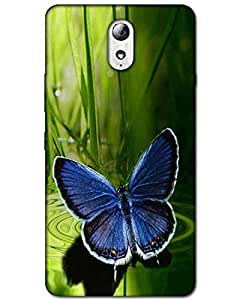 WEB9T9 Lenovo Vibe P1m back cover Designer High Quality Premium Matte Finish 3D Case