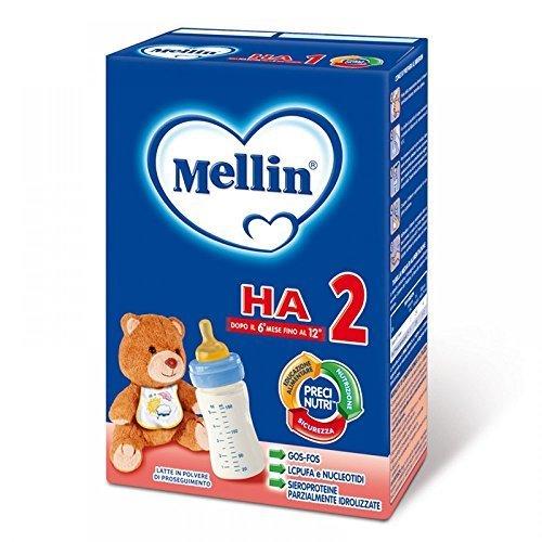 Mellin Ha 2 Latte Di Crescita 600g
