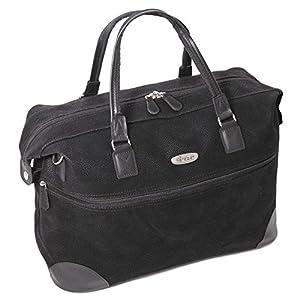 Karabar Cabin Approved Lightweight Bag 55 x 40 x 20 cm (Black)