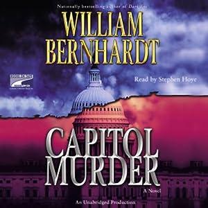 Capitol Murder | [William Bernhardt]