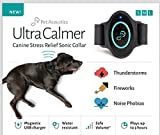 Ultra Calmer - Dog Anxiety, Stress Relief Sonic Collar - Medium Collar (12-18 Inches)