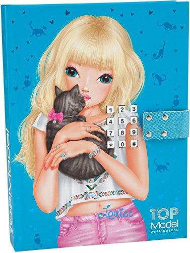 TopModel 9553-Código Secreto Diario con sonido, diseño 1