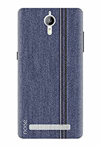 Noise Designer Printed Case / Cover for Panasonic P77 4G / Patterns & Ethnic / Isolated Paint Design