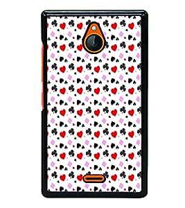 PrintVisa Back Cover for Nokia X2 Dual SIM (Multi-coloured)