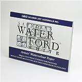ホルベイン ウォーターフォード水彩紙 ホワイト ブロック F6