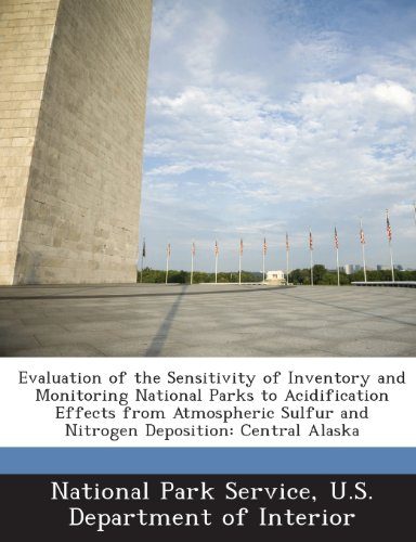 Evaluation of the Sensitivity of Inventory and Monitoring National Parks to Acidification Effects from Atmospheric Sulfur and Nitrogen Deposition: Central Alaska