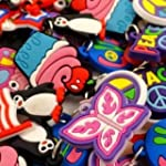 12 Pack of Charms For Rubberband Loom...