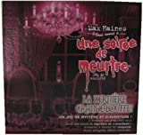 An Evening of Murder Game: A Feast to Die For Party Game, French Version